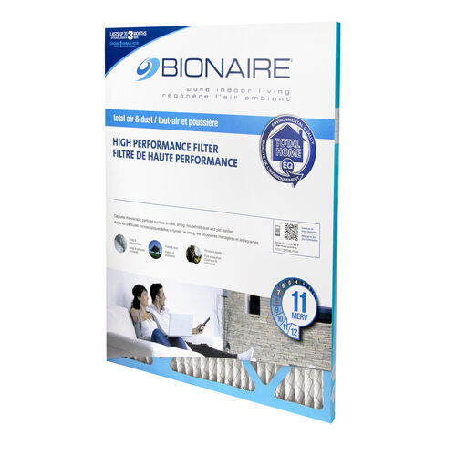 Bionaire® Total Air MERV 11 Furnace Filter - 20x25