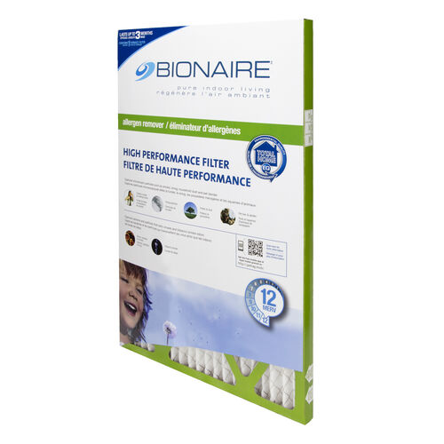 Bionaire®  Elite Allergen MERV 12 Furnace Filter - 16x25