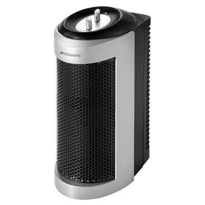 mini purificateur d 39 air vertical bionaire filtration hepa authentique et filtre allergie plus. Black Bedroom Furniture Sets. Home Design Ideas