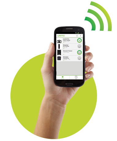 Wemo Mobile App