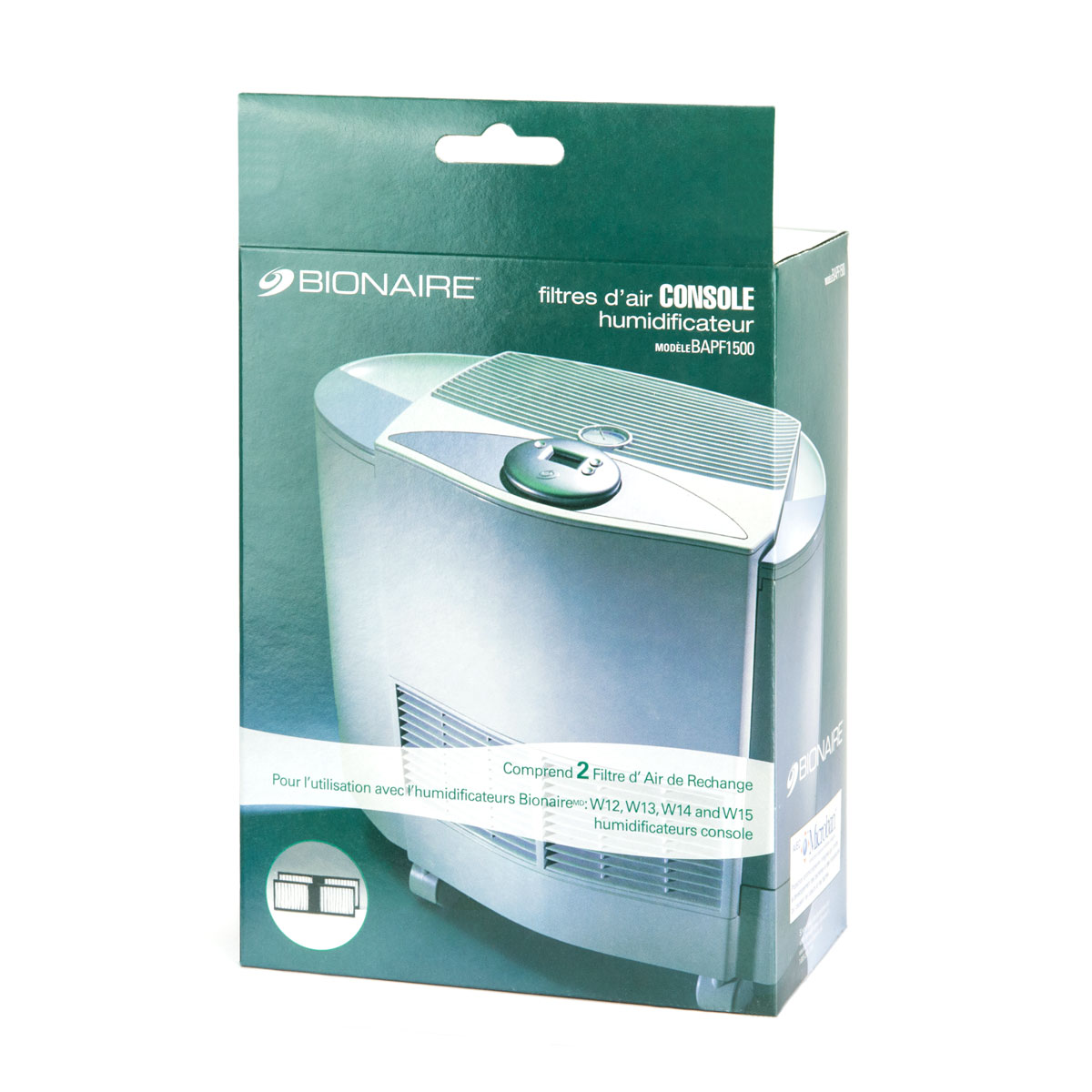 Bionaire® Console Humidifier Air Filter BAPF1500 UC Bionaire  #145E51