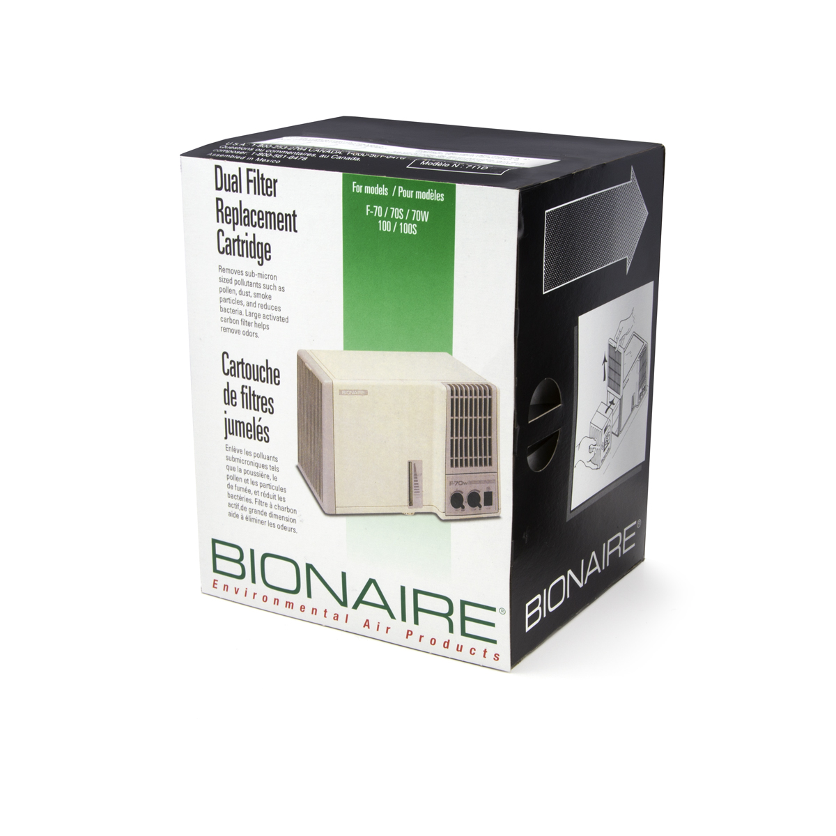 Bionaire® Dual Filter 711D X Bionaire® Canada #43833F