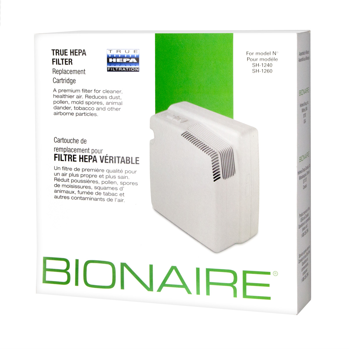 Bionaire® True Hepa Replacement Filter A1201H X Bionaire® Canada #1F9F0E