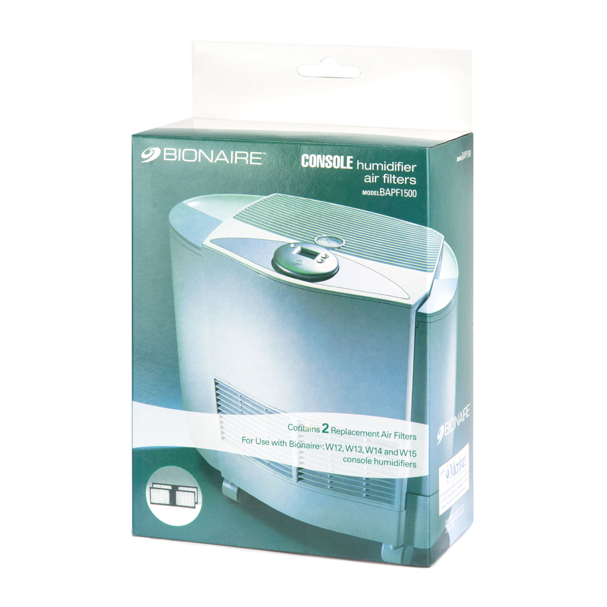 Bionaire® Console Humidifier Air Filter BAPF1500 UC Bionaire  #467385