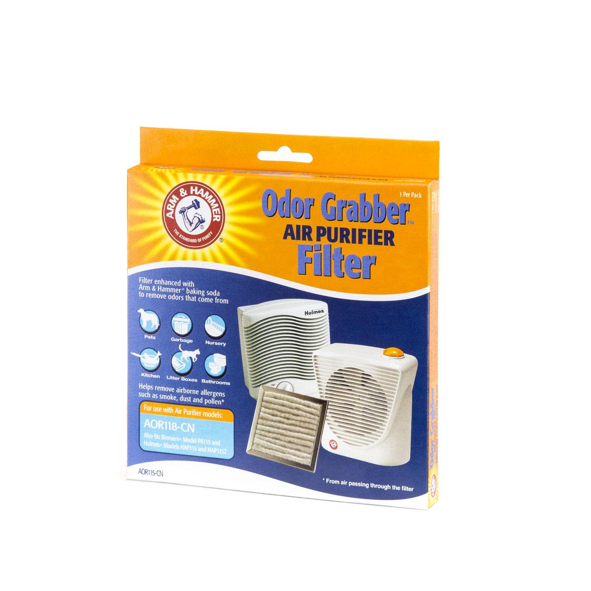Odour Grabber Filter By Arm Amp Hammer Aor115pdq Cn