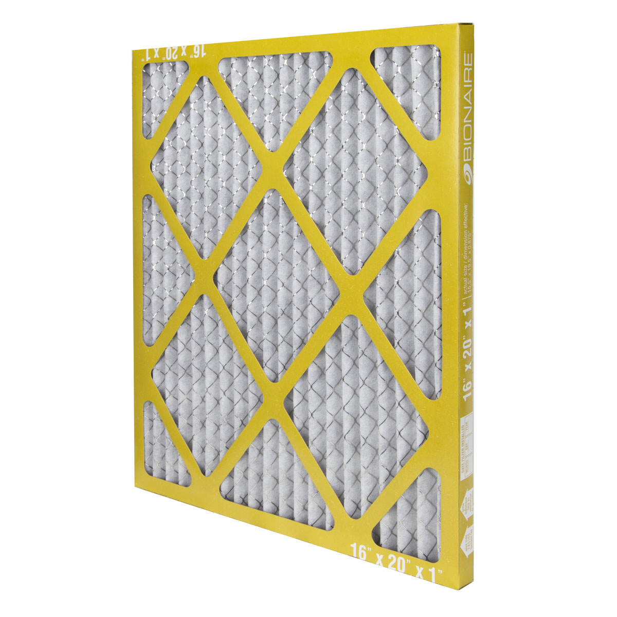 Bionaire® Odour Reduction MERV 11 Furnace Filter 16x20 4 Pack  #A89423
